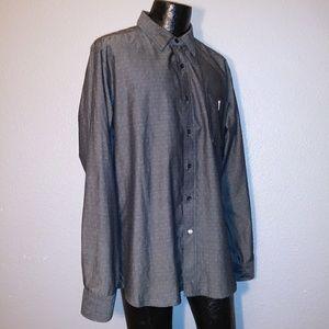 4/$25 Men's XL AIRWALK Button Up Long Sleeve Shirt